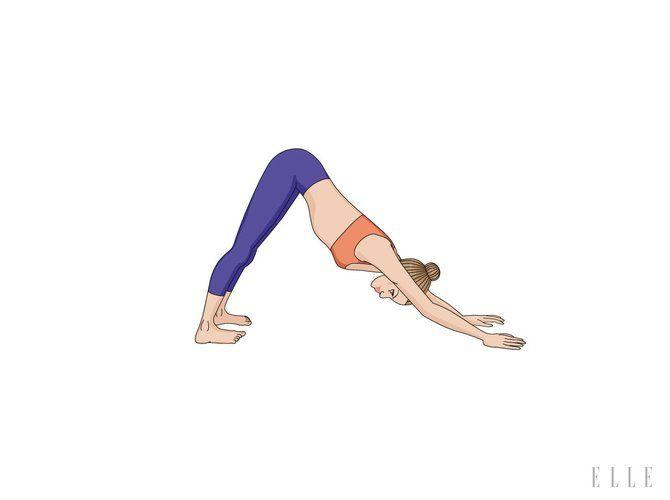 7 Yoga-Übungen, die für mehr Bauchmuskeln sorgen| ELLE