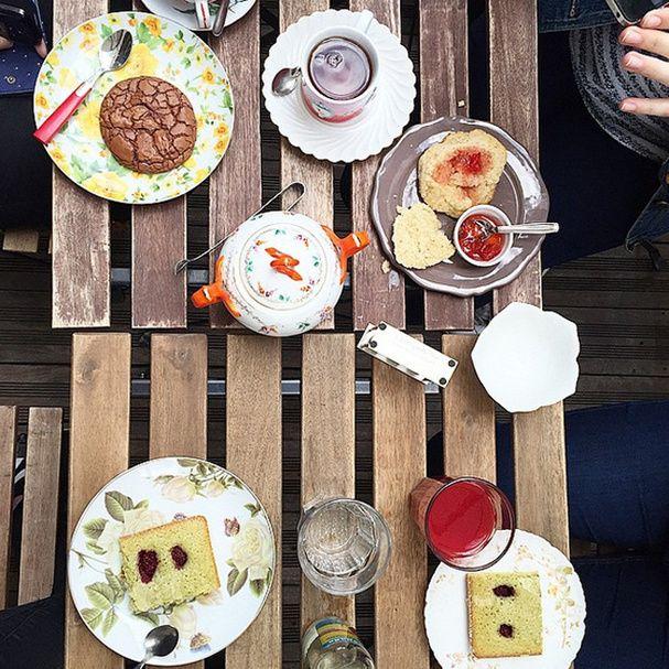Les 5 meilleurs brunchs de lyon adresses parisiennes lyon lyon restaurant et france - Le comptoir des p tites fees bondues ...