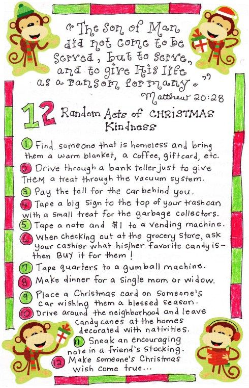12 Days Of Christmas Kindness Happy Home Fairy 12 Days Of Christmas 12 Christmas Christmas Joy
