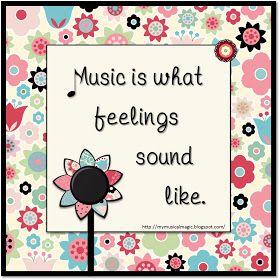 Expressing Feelings through Music