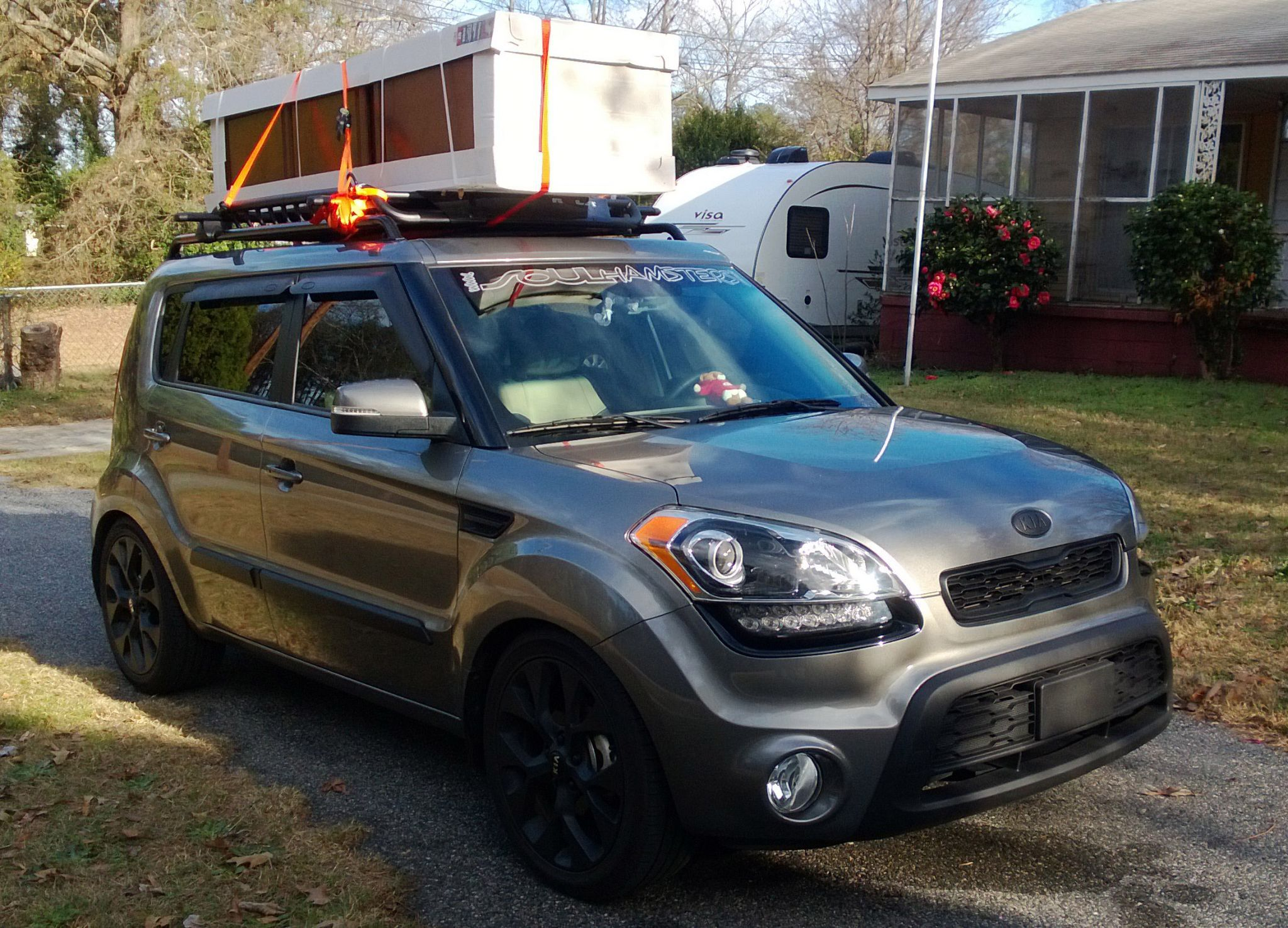 kia soul roof rack weight limit | Ideas / Rides ...