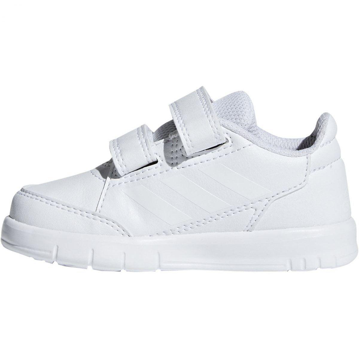 Buty Adidas Altasport Cf I D96848 Biale Shoes Kid Shoes Childrens Shoes