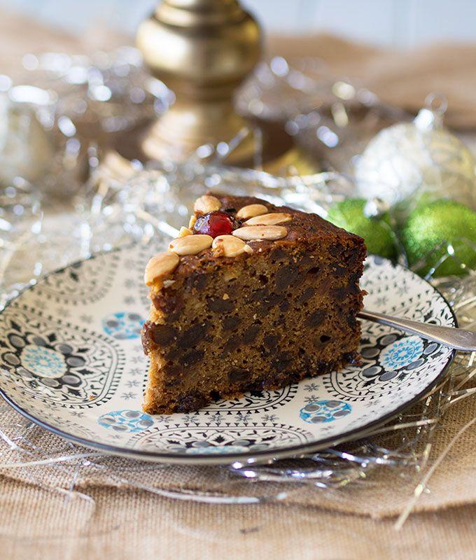 Boiled cake recipes christmas