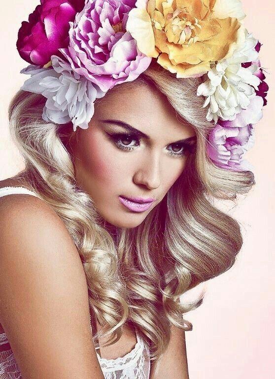 Glamour flower girls pics — img 9