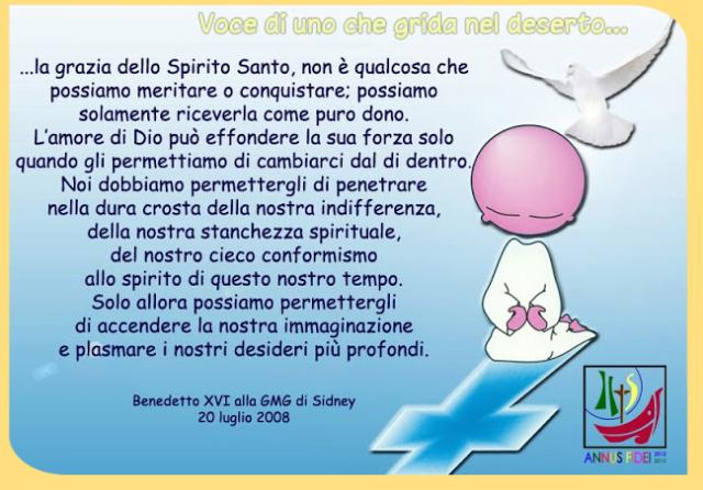 Decalogo della docilità allo Spirito Santo - Padre Andrea ...