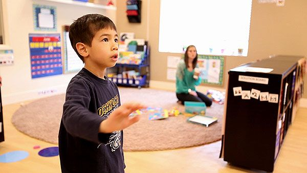 Kinect Helping Autistic Children with Learning: Happy Action Theater as a  Learning Tool « Kinect for Kids ! | Autistic children, Learning tools,  Learning