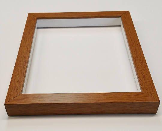 Shadowbox Gallery Wood Frame Honey Pecan 4x6 5x7 6x6 8x8 8x10 11x14 12x12 16x20 20x24 24x30 Or 24x36 Wood Picture Frames Wood Shadow Box Wood Frame