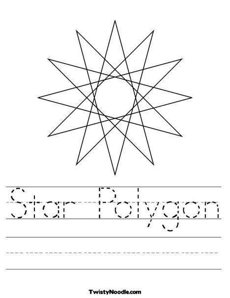 Beste Namens Polygone Arbeitsblatt Galerie - Mathe Arbeitsblatt ...