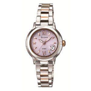 Guess Ladies Watches - カシオ]CASIO 腕時計 SHEEN シーン タフソーラー 電波時計 SHW-1500SG-4AJF レディース   最新の時間センター