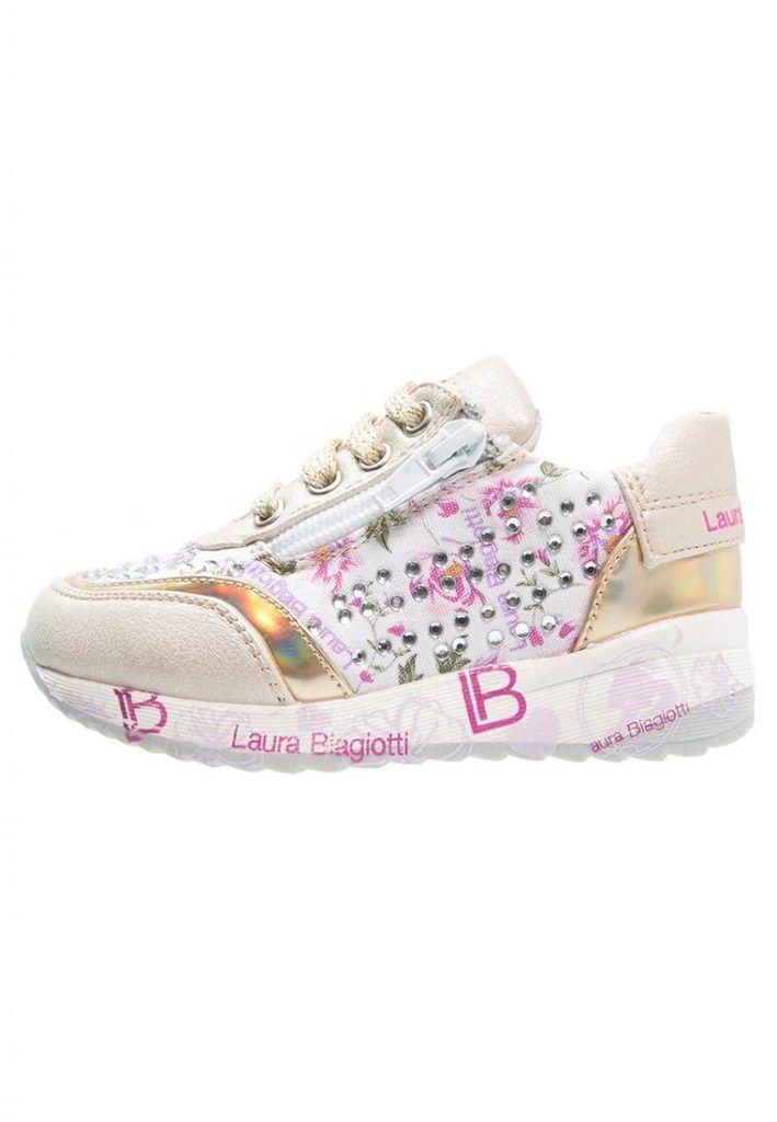 #Laura #Biagiotti #Sneaker #low #beige für #Mädchen -
