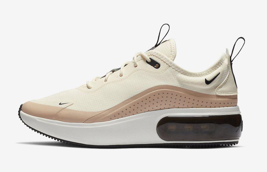 sale retailer b96c1 08e99 Nike Air Max Dia Pale Ivory AQ4312-101 Release Date