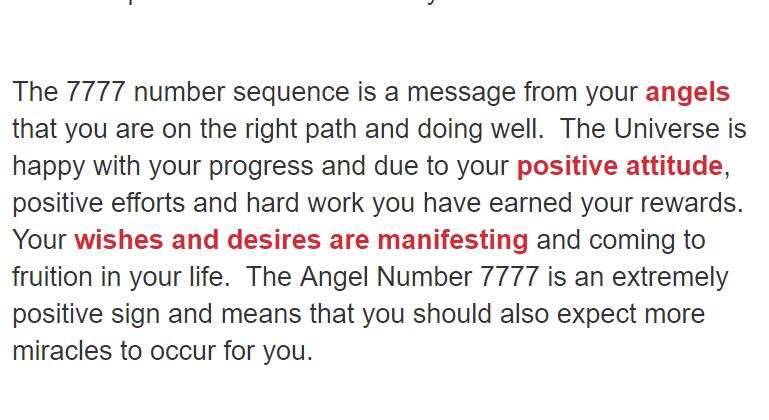 ANGEL NUMBERS - Joanne Sacred Scribes: Angel Numbers - Number