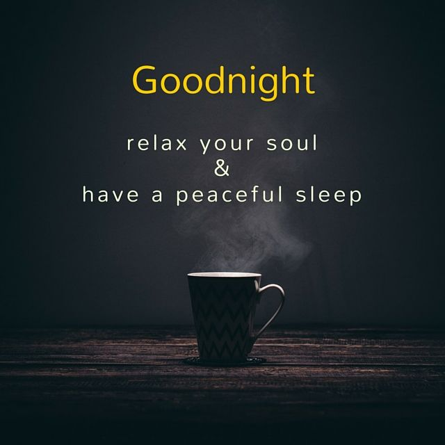 good night quotations