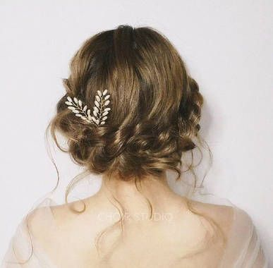 pininspiration for fashion on wedding hairstyle