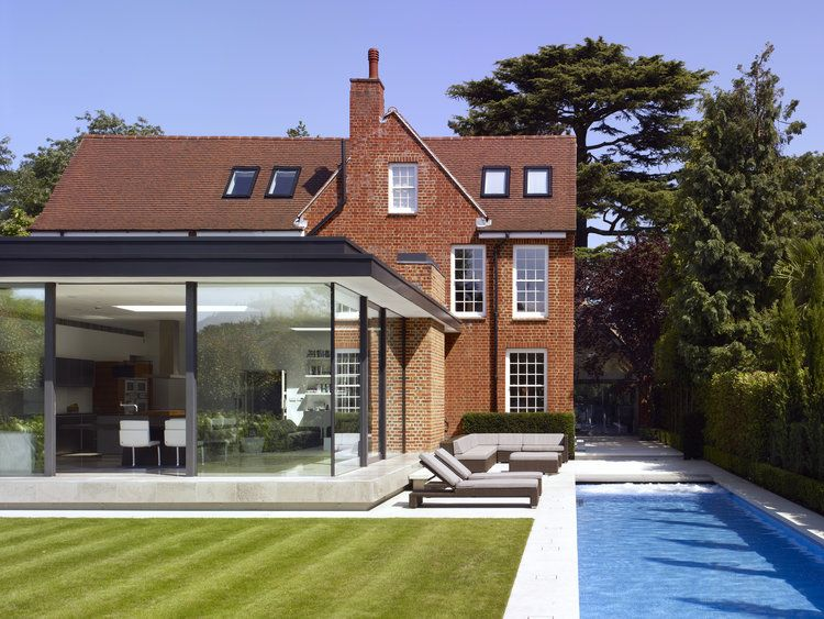 Award Winning Luxury House Renovation London Including Swimming