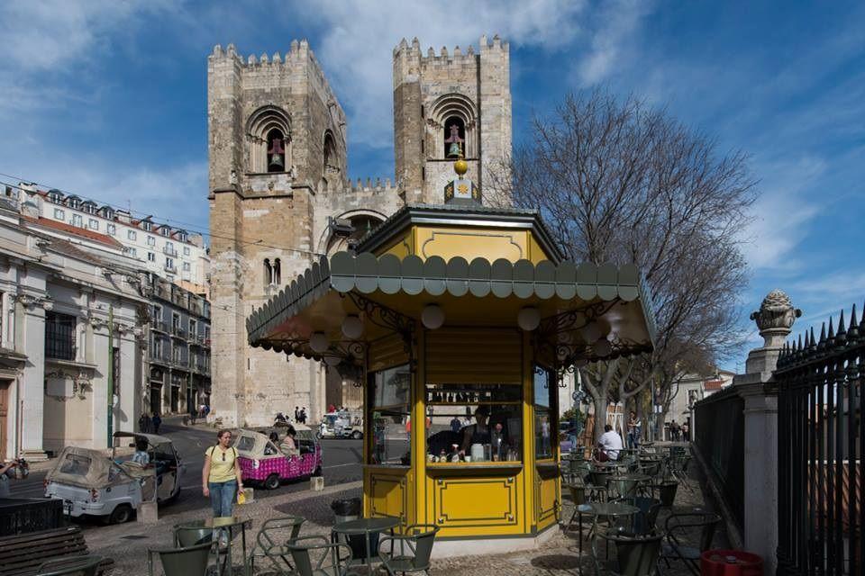 Largo da Sé, Lisboa By Câmara Municipal de Lisboa - Página Oficial