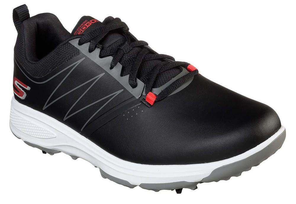 large discount catch exquisite design Details about Skechers Go Golf Torque Golf Shoes 54541BKRD Black ...