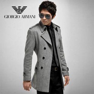 Armani men · FASHION COATS SALE