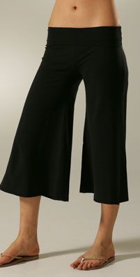 gaucho pants - 1990s and early 2000 Fashion | Pinterest - Gaucho ...