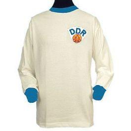 51912f218 EAST Germany (DDR) 1980s Retro Football Shirt East Germany (DDR) 1980s Retro