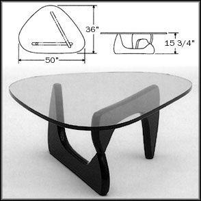 Famous Isamu Noguchi Table Tavolini Da Caffe In Legno