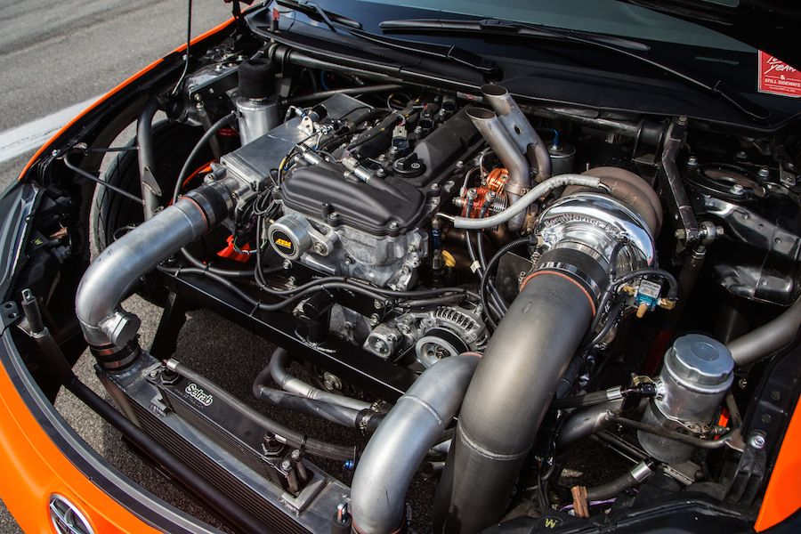 See How This Turbo Makes 800 Wheel Horsepower Scion