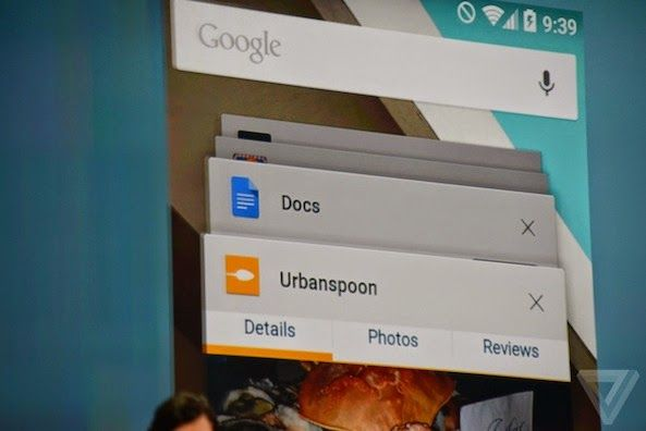 Google unveils Android L ~ Josan4You | PC and Android Tips Tricks