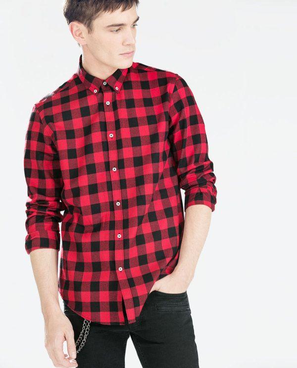 Camisas Hombre Otoño Invierno 2014 2015 | Tendencias
