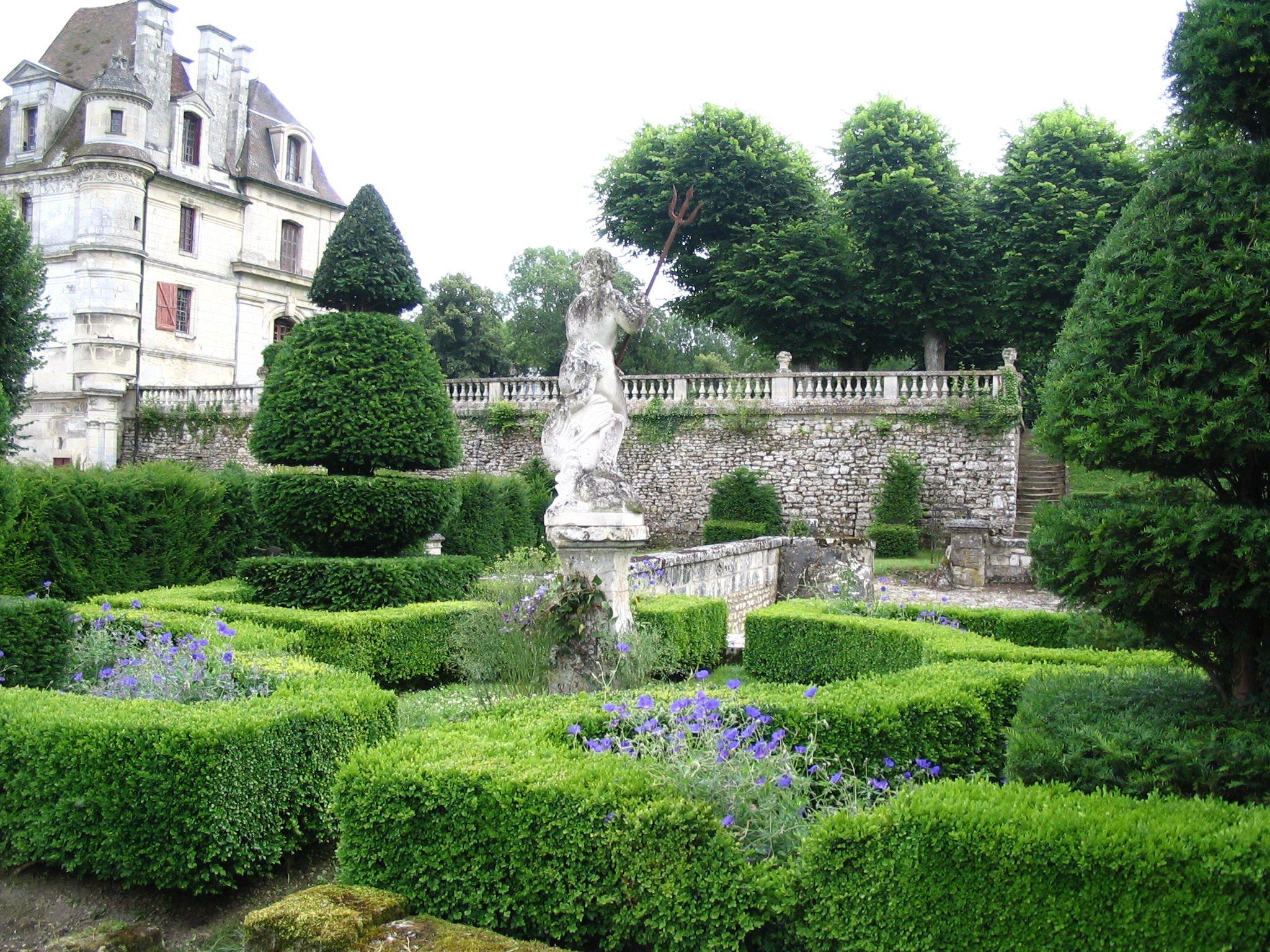 Gardens Of The French Renaissance French Garden Garden Inspiration Country Gardening