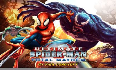 Spider-Man Total Mayhem HD v1 0 2 - Mod Apk Free Download