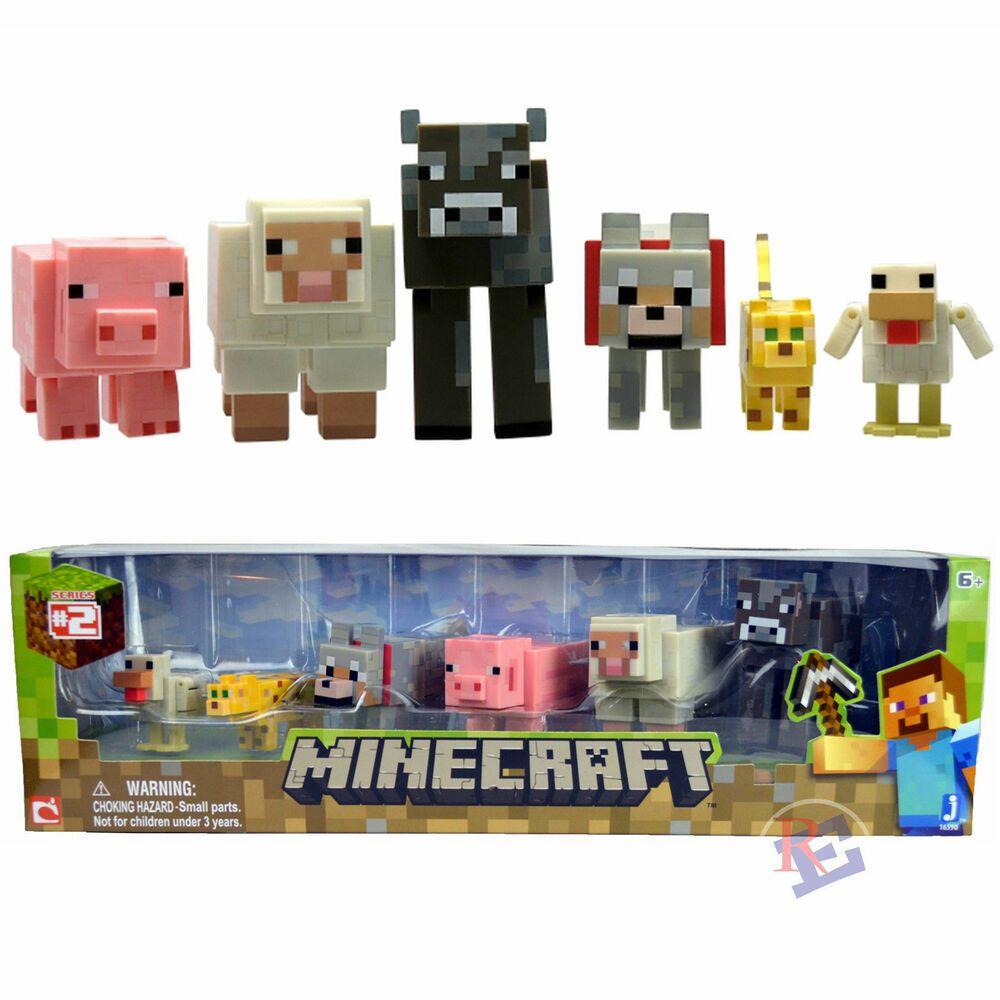 Minecraft- *BRAND NEW! MINECRAFT Overworld* Animal Mobs ...