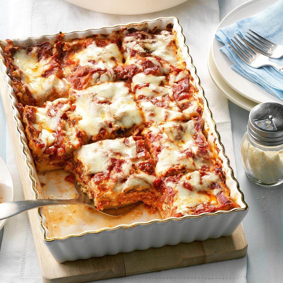 How To Reheat Lasagna So It Tastes Delicious In 2021 How To Reheat Lasagna Food Recipes
