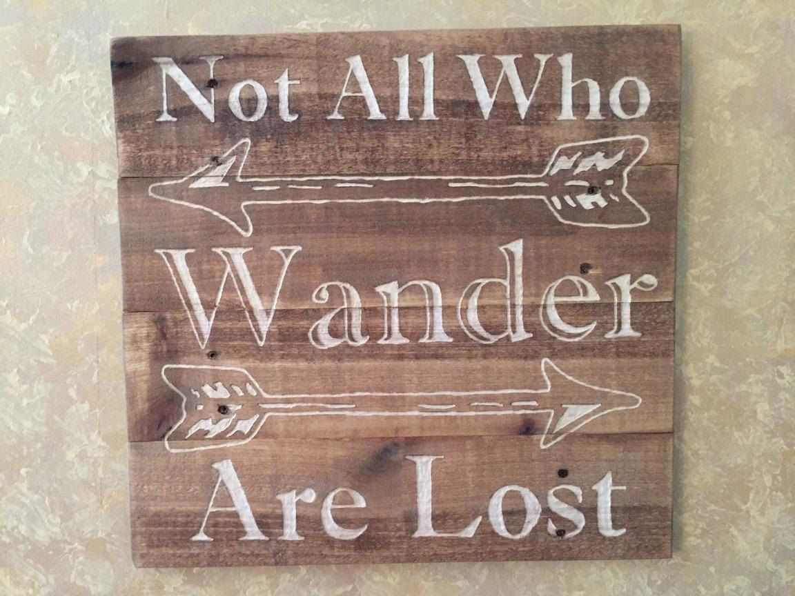 Hand Carved Quote Sign Hand Carved Reclaimed Wood Sign By Firepitwoodworks On Etsy Carving Quotes Sign Quotes Hand Carved
