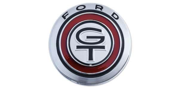 S Ford Gt Emblem