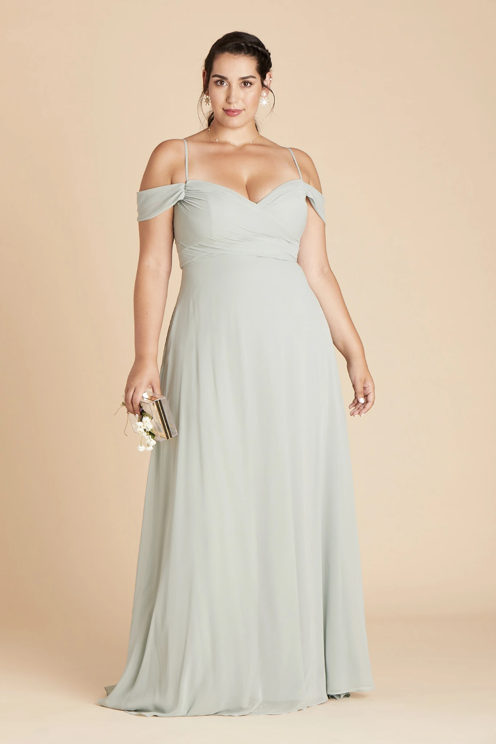 Spence Convertible Dress Curve Sage In 2020 Convertible Bridesmaid Dress Bridesmaid Dresses Mint Bridesmaid Dresses