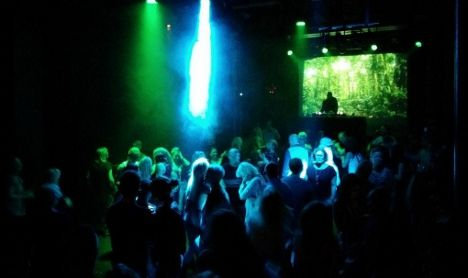Inside Stockholm's new 'no alcohol' nightclub - The Local