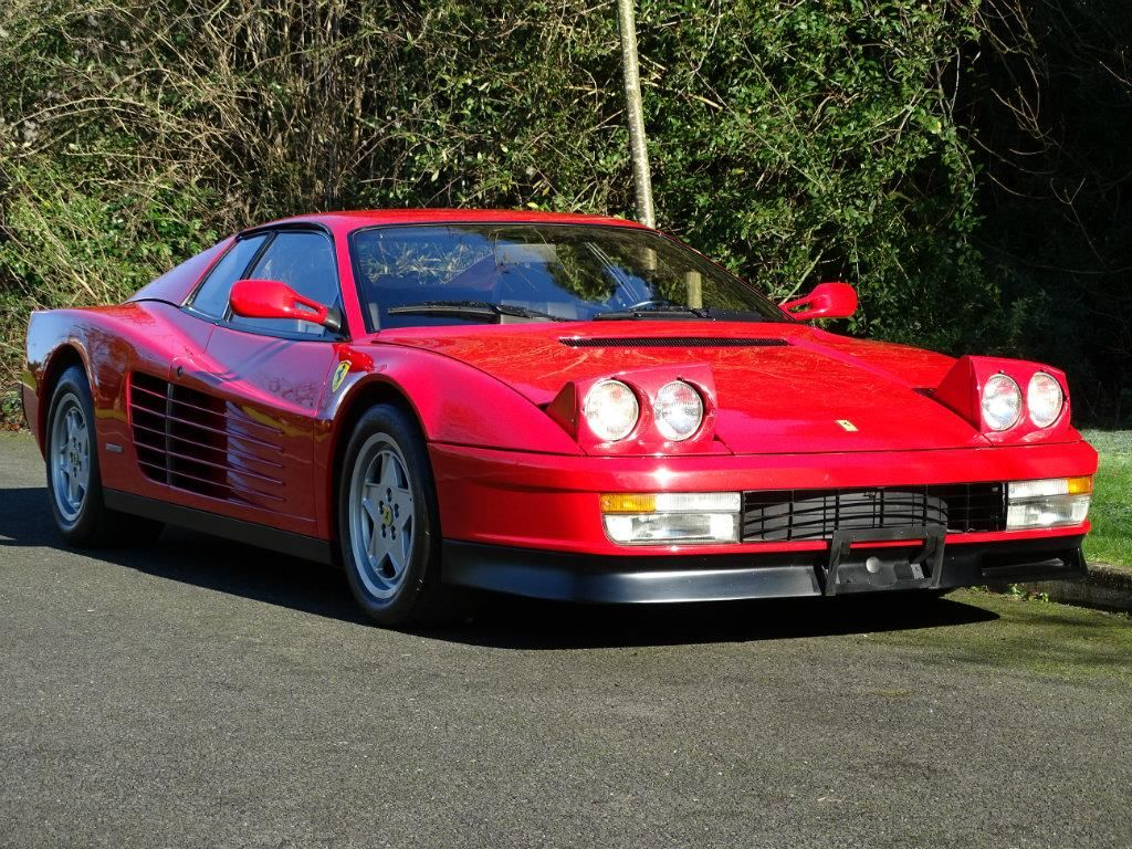 ferrari sale used with pin cars pistonheads testarossa exotic for