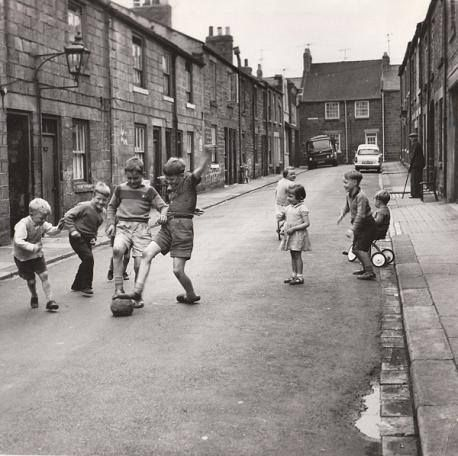 5a7d3b3bbe47 Anyone remember the days of street football and kerbs, when roads weren't  full of speeding idiots.