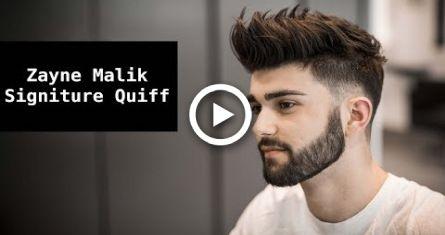 Zayn Malik Signature Hair Tutorial