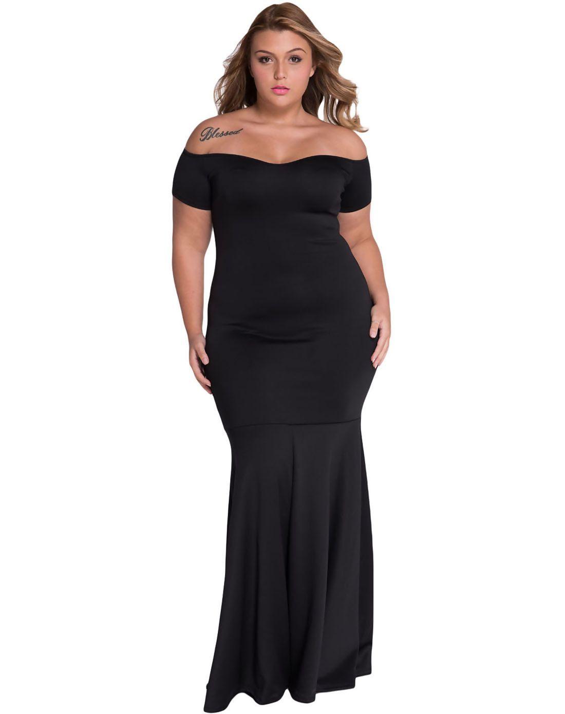 AdoreWe VIPme Bodycon DressesDesigner Dear Lover Black