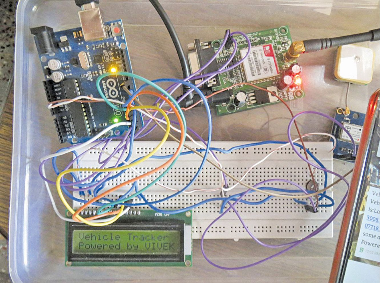 electronics circuits projects - HD1331×989