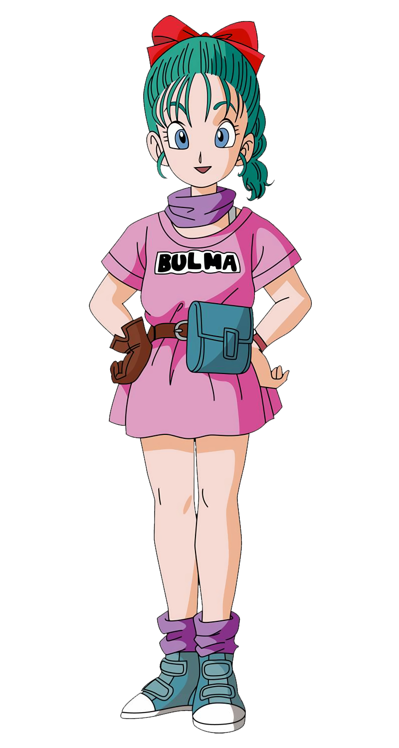 Dragon ball z bulma