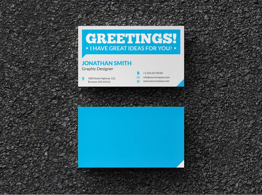 Flat creative business card by nazdragiantart on deviantart flat creative business card by nazdragiantart on deviantart reheart Image collections