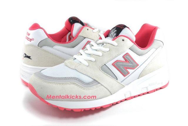 lowest price c63bd e030a Option 1 - Staple x New Balance 575 White Pigeon | Fresh Kicks | New ...