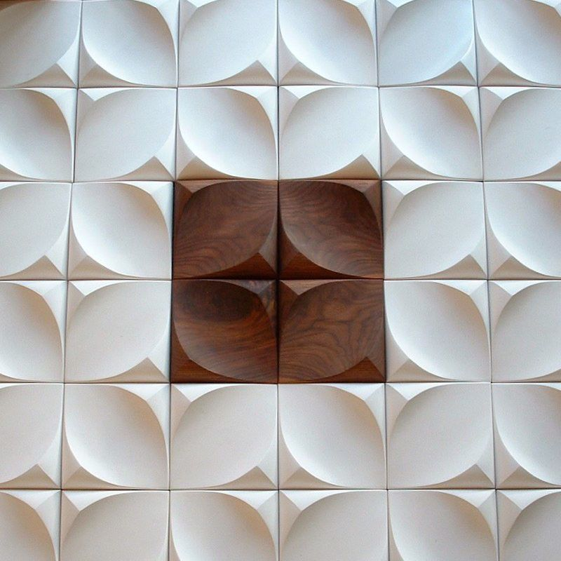 25 Creative 3D Wall Tile Designs To Help You Create Texture On Your Walls. 25 Creative 3D Wall Tile Designs To Help You Get Some Texture On