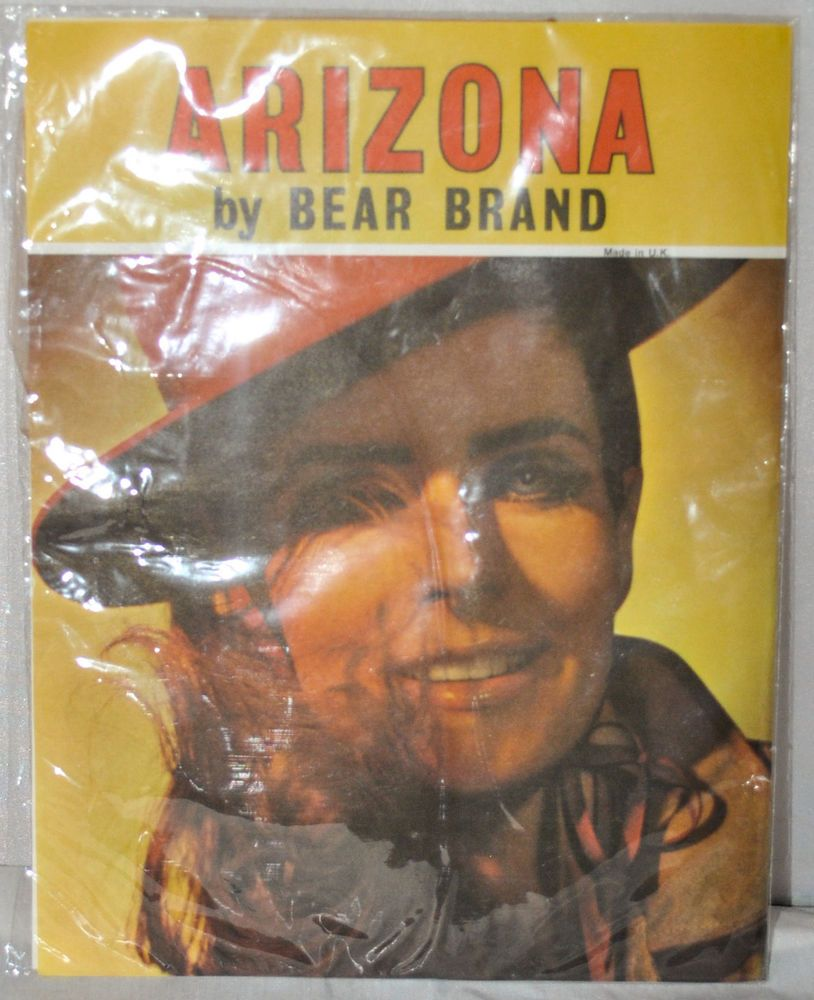 Vintage ARIZONA by Bear Brand Hazeblush 15 Denier Full Fashioned Nylon Stockings