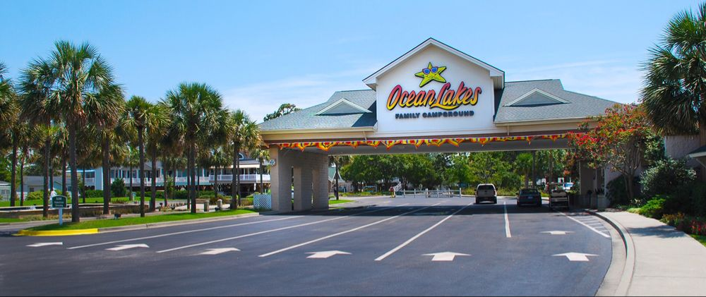 Ocean Lakes Family Campground Myrtle Beach SC   South ...