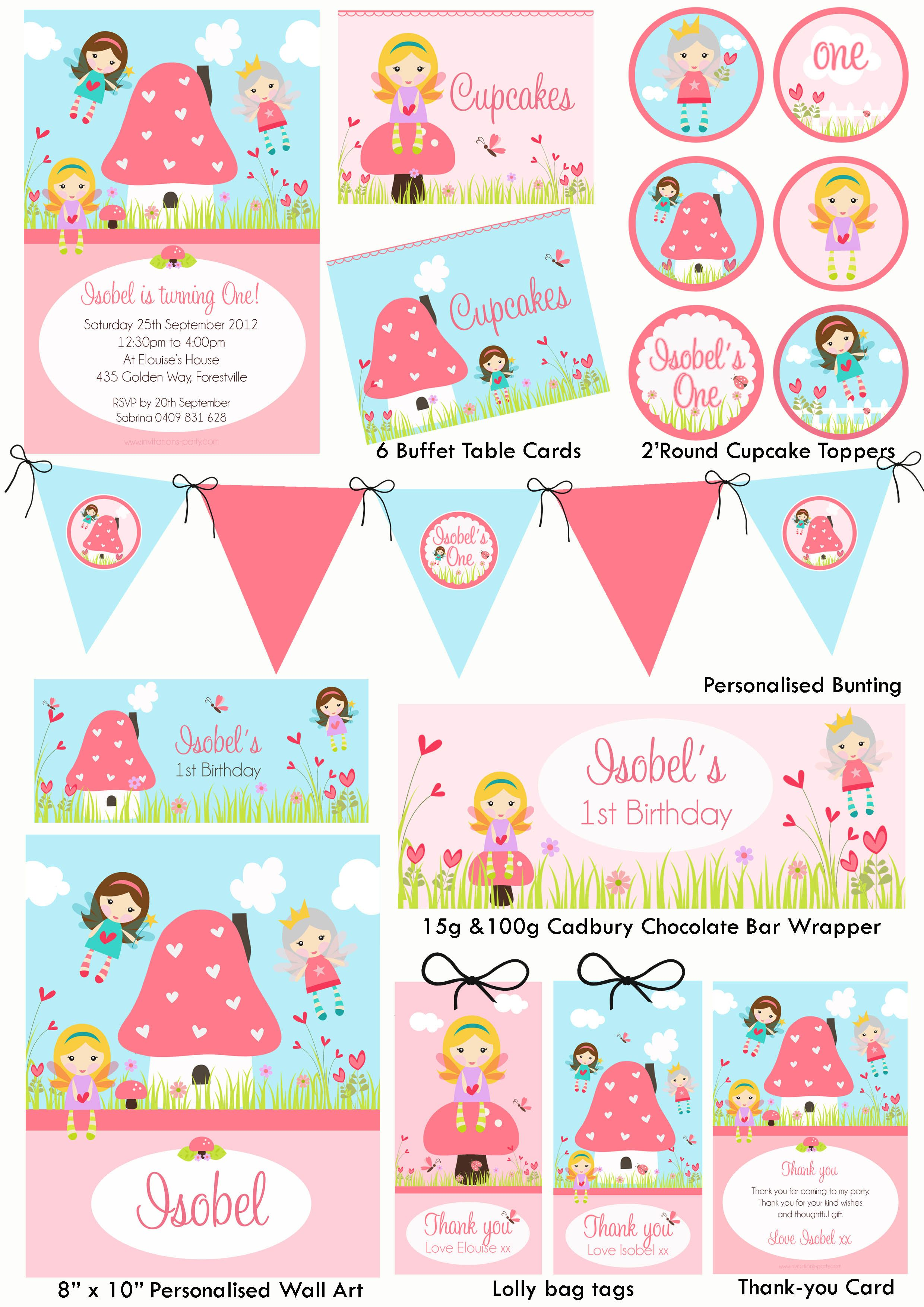 Free Printable By Tweet Designs Party Boutique