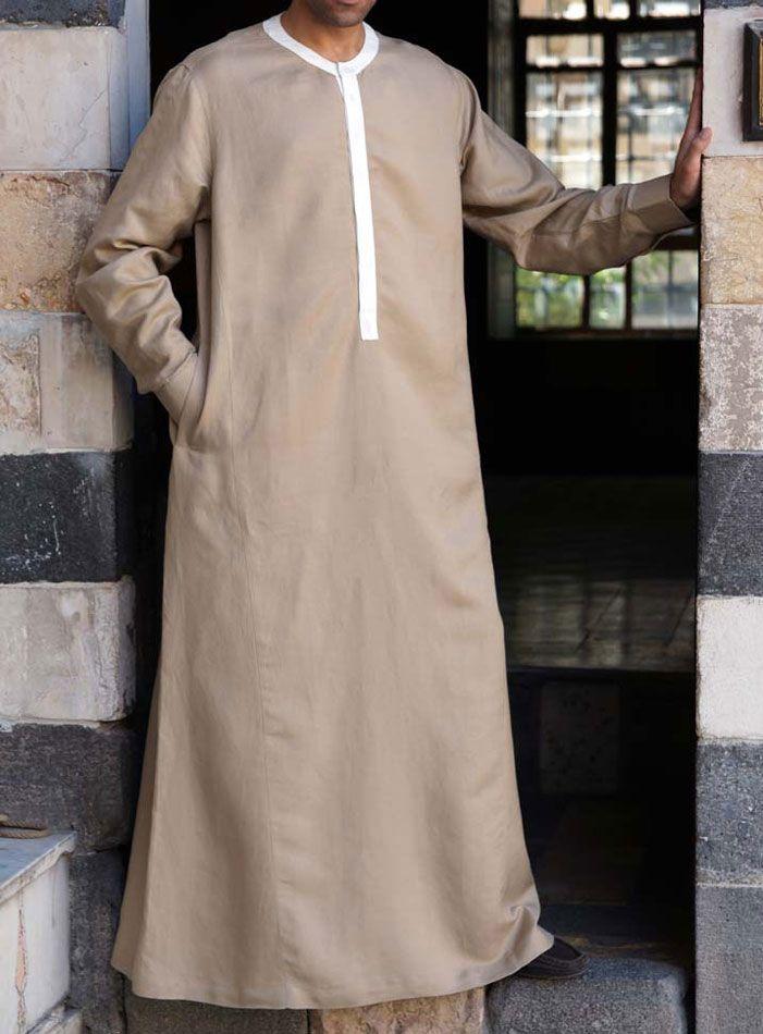 Mens Thobe,Arabic dress,Islamic clothing,jubba,Thobes,Kaftan,islamic wear,muslim