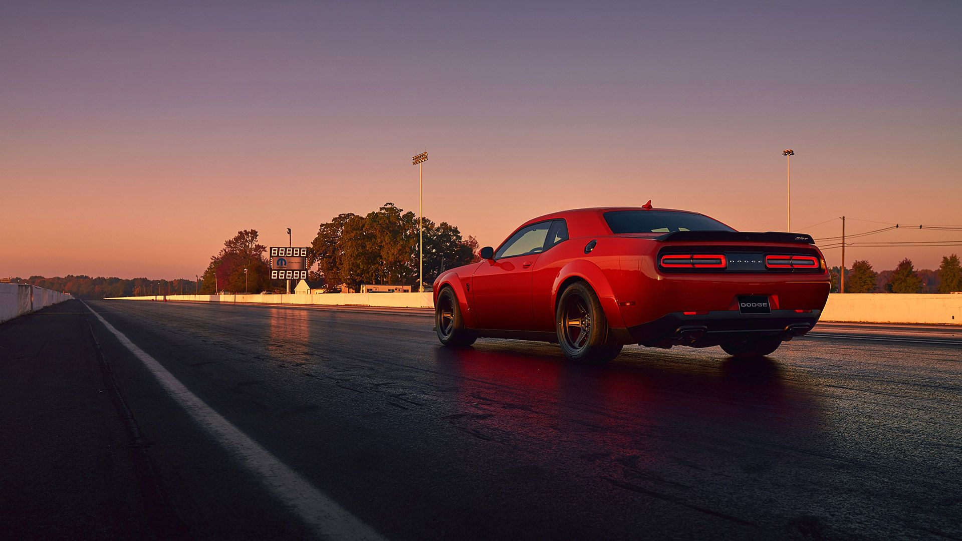 Dodge Challenger Srt Demon Wallpapers For Iphone Dodge